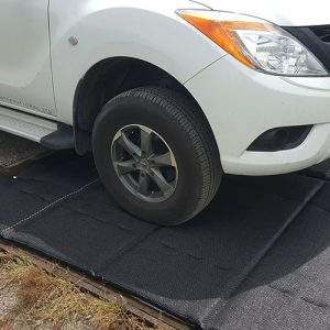 Shoof Vehicle Disinfection Mat